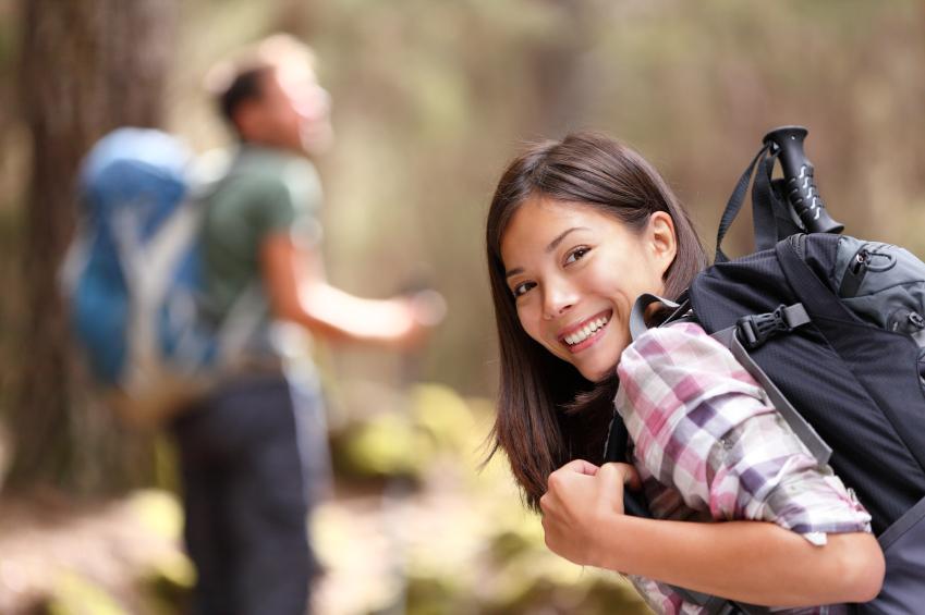safe hiking